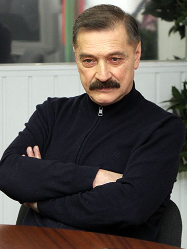 Народный артист Александр Тиханович