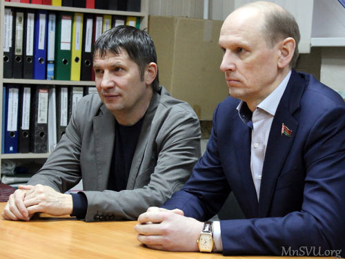 Депутат Мисько Максим Владимирович